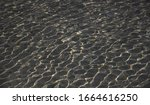 Ripples On Water Surface In...
