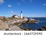Portland Maine Head Light...