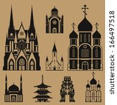 Cathedrals And Churches Duo...