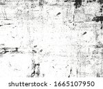 distressed overlay texture of... | Shutterstock .eps vector #1665107950