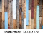 Wood Wall And Wood Texture