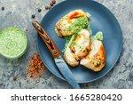 Slices Of Chicken Breast...