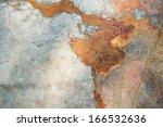 grunge stone background | Shutterstock . vector #166532636