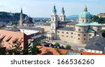 Foreshortening In Salzburg ...