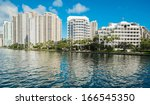 Brickell Key In Biscayne Bay I...
