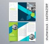 brochure design  brochure... | Shutterstock .eps vector #1665462589