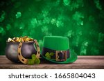 St Patrick's Day Hat And Pot...