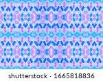 Lilac Elements Design. Shibori...