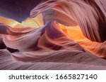 Antelope Canyon Abstraction ...