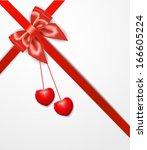valentine's day | Shutterstock .eps vector #166605224