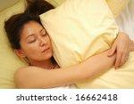 sleeping | Shutterstock . vector #16662418