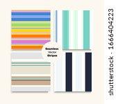Sailor Stripes Seamless Design...