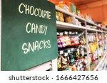 Chocolate  Candy  Snacks...