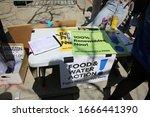 san pedro  california   usa  ... | Shutterstock . vector #1666441390