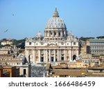 The Papal Basilica Of Saint...