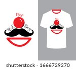Red Nose Day T Shirt Vector Ar...