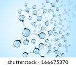 computer generated image of... | Shutterstock . vector #166675370