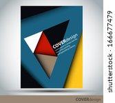 cover design | Shutterstock .eps vector #166677479