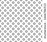 seamless pattern geometric... | Shutterstock .eps vector #1666786513