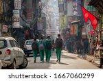 Kathmandu  Nepal   December 31...