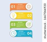 presentation business...   Shutterstock .eps vector #1667066920