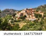 The Beautiful Village Of Pigna...