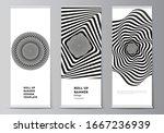 the vector illustration layout...   Shutterstock .eps vector #1667236939