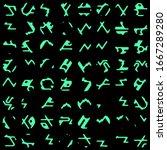 Fantasy Alien Font Runic...