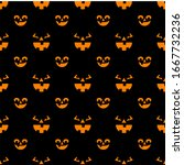 modern halloween  great design... | Shutterstock . vector #1667732236