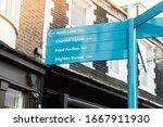 Brighton East Sussex Blue...