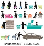 background,business,buy,cart,cartoon,cash,centre,checkout,clerk,collection,commerce,concept,consumer,counter,customer