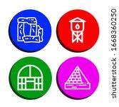 Architecture Icon Set....