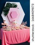 Wedding Candy Bar. Brownies ...