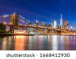 View Of Brooklyn Bridge And...
