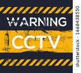 Warning Sign  Warning Cctv  ...