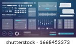 vector responsive ui ux kit...