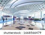 hong kong   december 2  2016  ... | Shutterstock . vector #1668566479