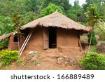 The Clay House In Rural Villag...