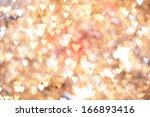 Hearts Bokeh Light Valentine\'s...