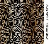 vector doodle wooden texture... | Shutterstock .eps vector #166895840