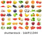Collection Of Various Fruits...