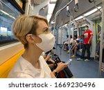 thailand  bangkok   march 2020  ... | Shutterstock . vector #1669230496