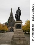 Glasgow Cathedral Seen From...