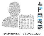 dash mosaic based on user...   Shutterstock .eps vector #1669386220