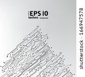 eps10 vector circuit board