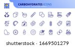 outline icons about...   Shutterstock .eps vector #1669501279