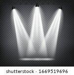 scene illumination from above ...   Shutterstock .eps vector #1669519696