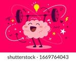 vector creative illustration of ... | Shutterstock .eps vector #1669764043