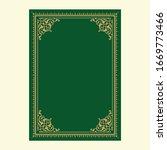 holy quran  islamic book ...   Shutterstock .eps vector #1669773466