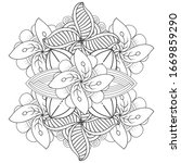 Simple Hand Drawn Flowers For...